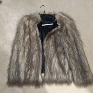 Fur Coat (faux)